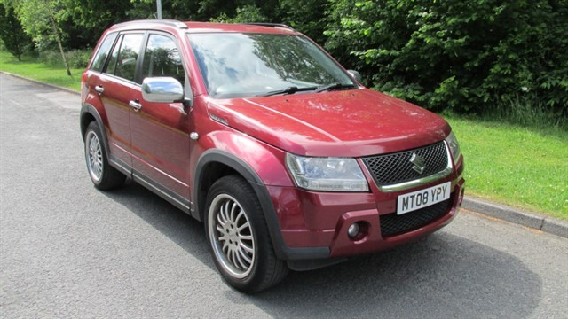 used Suzuki Grand Vitara 16V in lancashire