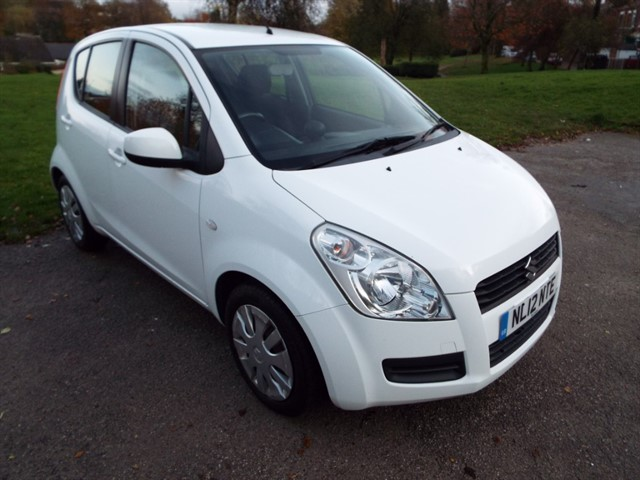 used Suzuki Splash SZ2 in lancashire