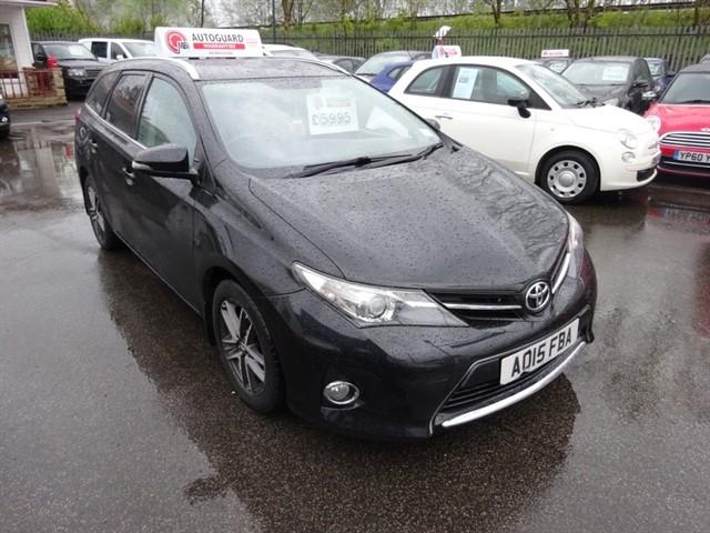 used Toyota Auris D-4D ICON PLUS in lancashire