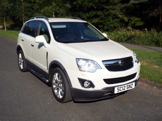 used Vauxhall Antara SE CDTI S/S in lancashire