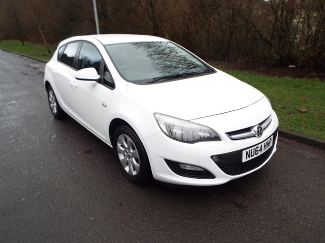 used Vauxhall Astra DESIGN in lancashire
