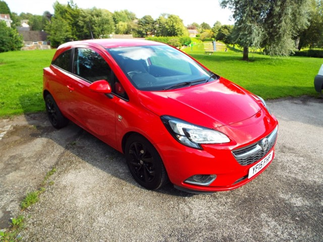 used Vauxhall Corsa SRI in lancashire