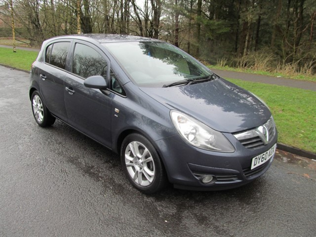 used Vauxhall Corsa SXI AC in lancashire