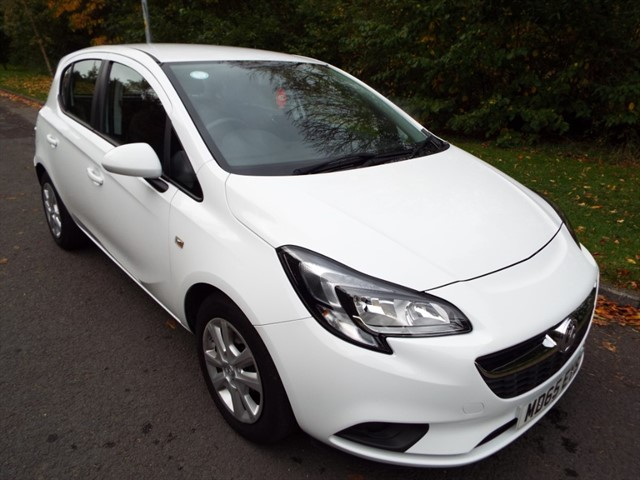used Vauxhall Corsa DESIGN in lancashire