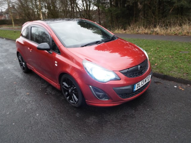 used Vauxhall Corsa LIMITED EDITION in lancashire