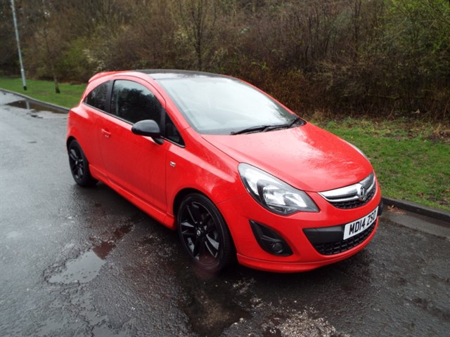 used Vauxhall Corsa LIMITED EDITION CDTI ECOFLEX in lancashire