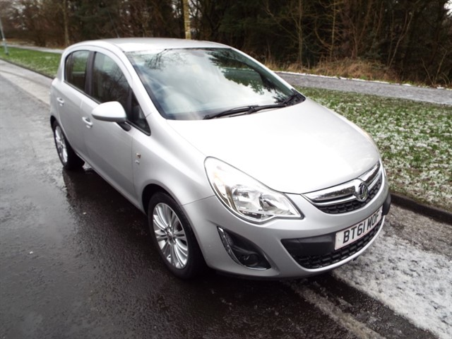 used Vauxhall Corsa SE in lancashire