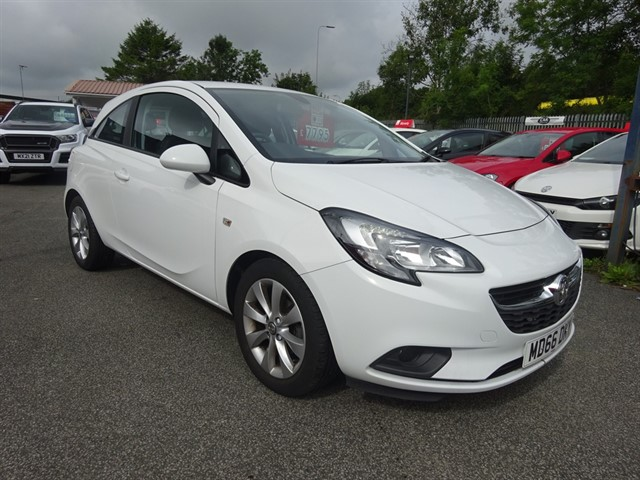 used Vauxhall Corsa ENERGY AC ECOFLEX in lancashire