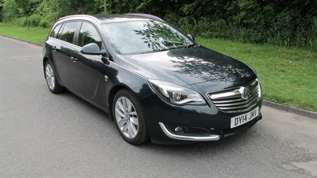 used Vauxhall Insignia SRI CDTI ECOFLEX S/S in lancashire
