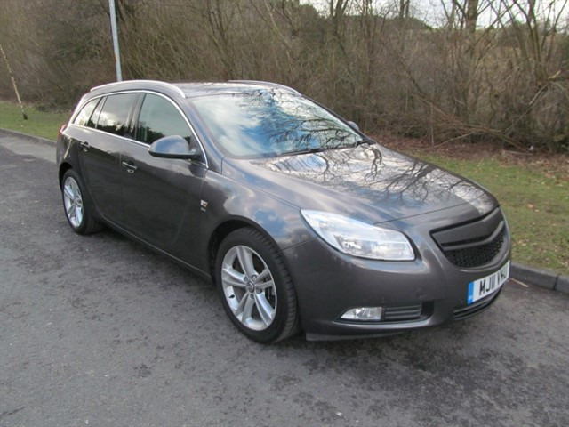 used Vauxhall Insignia CDTi 16v SRi 5dr in lancashire