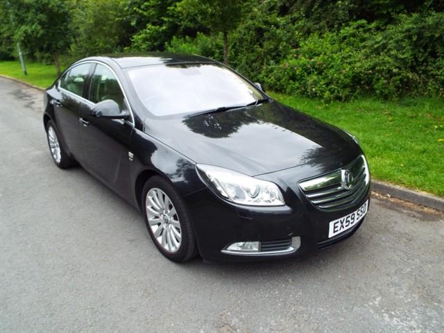 used Vauxhall Insignia ELITE NAV CDTI in lancashire