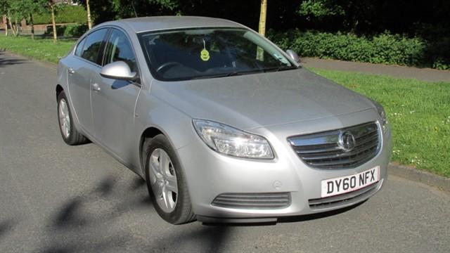 used Vauxhall Insignia EXCLUSIV CDTI in lancashire