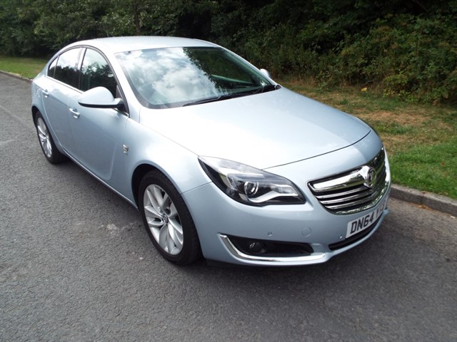 used Vauxhall Insignia SRI S/S in lancashire