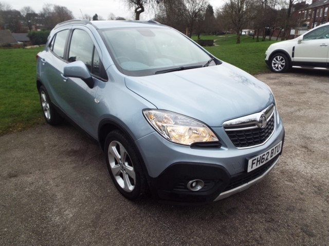 used Vauxhall Mokka EXCLUSIV CDTI S/S in lancashire