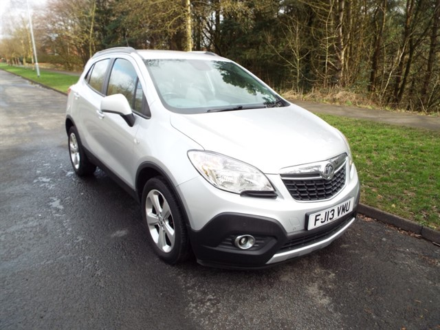 used Vauxhall Mokka EXCLUSIV S/S in lancashire