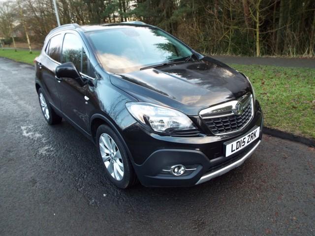 used Vauxhall Mokka SE in lancashire