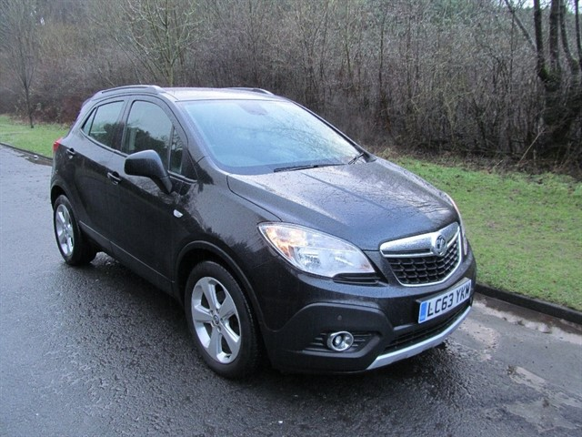 used Vauxhall Mokka 16v Turbo Exclusiv 5dr (start/stop) in lancashire