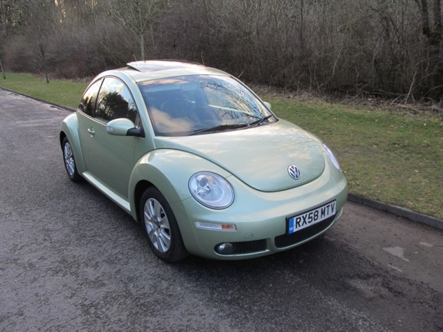used VW Beetle T in lancashire