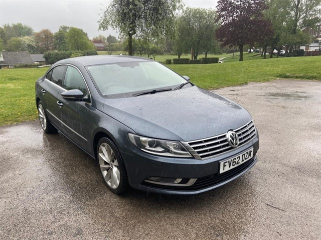 used VW CC GT TDI BLUEMOTION TECHNOLOGY DSG in lancashire