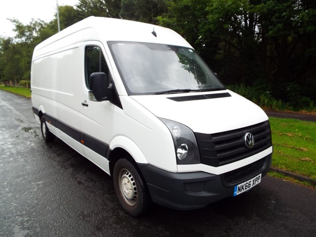 used VW Crafter CR35 TDI P/V L BMT in lancashire