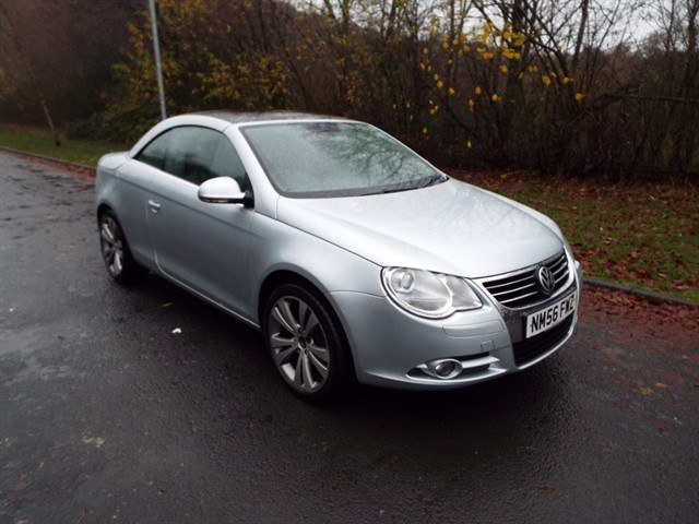 used VW Eos FSI in lancashire