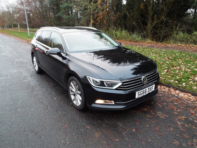 used VW Passat SE BUSINESS TDI BLUEMOTION TECH DSG in lancashire