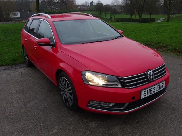 used VW Passat SPORT TDI BLUEMOTION TECHNOLOGY in lancashire