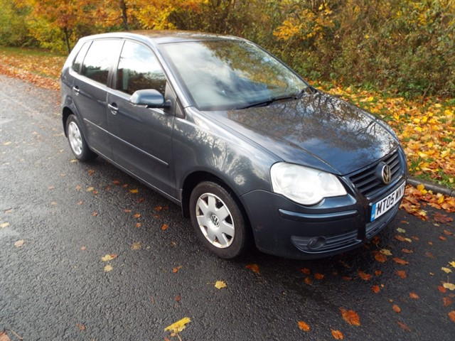 used VW Polo S (64BHP) in lancashire