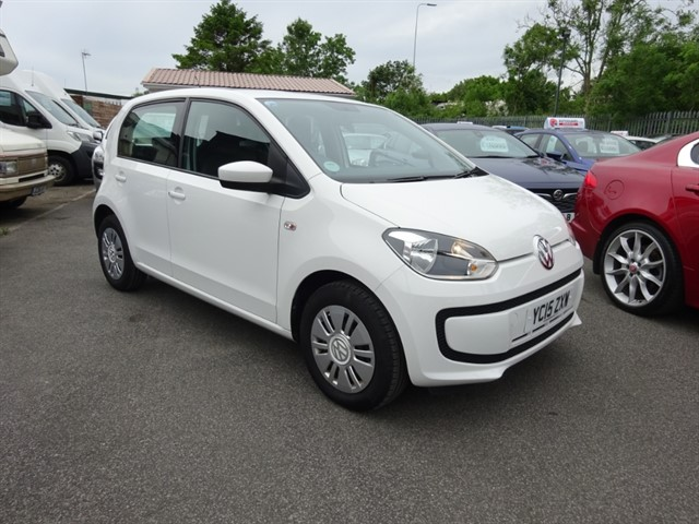 used VW Up MOVE UP in lancashire