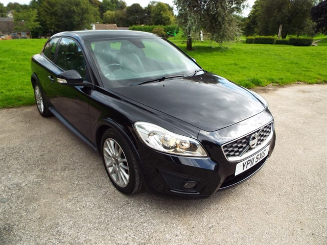 used Volvo C30 DRIVE SE START/STOP in lancashire