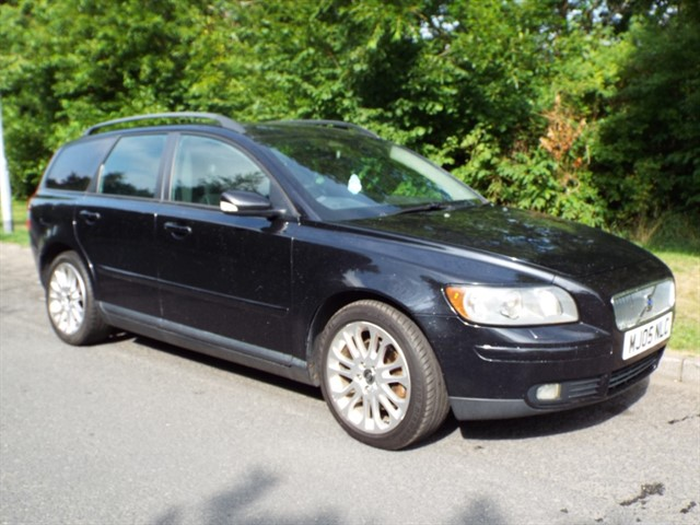 used Volvo V50 E4 D SE in lancashire