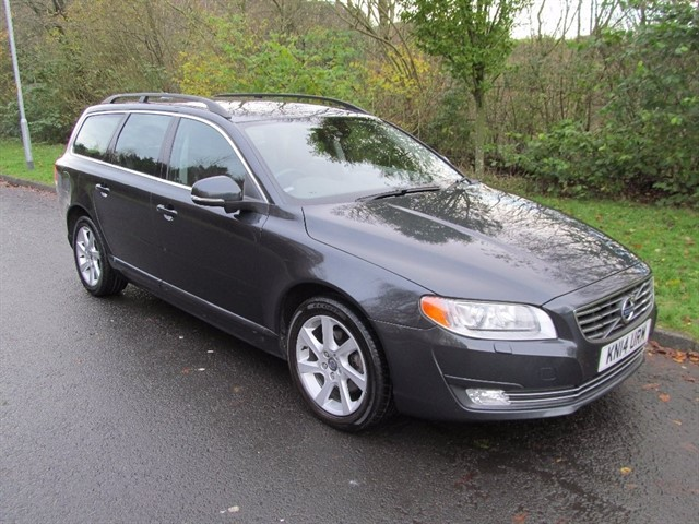 used Volvo V70 TD D4 SE Estate 5dr Geartronic (start/stop, Nav) (117 g/km, 181 bhp) in lancashire