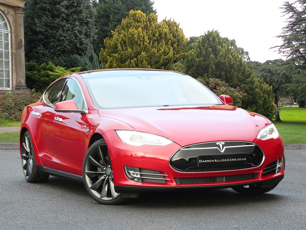 Tesla Model S | Darren Allick Cars | North Yorkshire