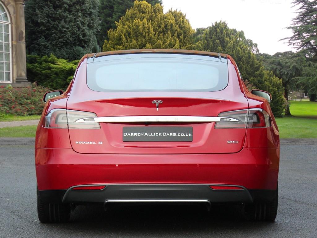 Tesla Model S | Darren Allick Cars | North Yorkshire
