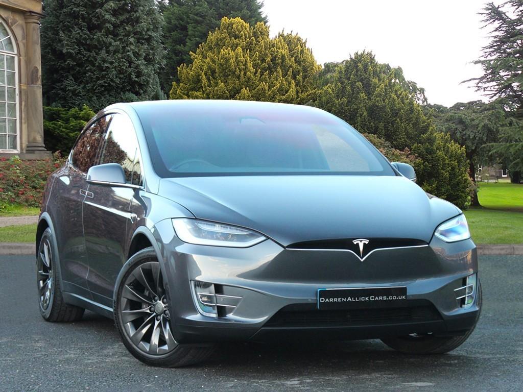 Tesla Model X | Darren Allick Cars | North Yorkshire