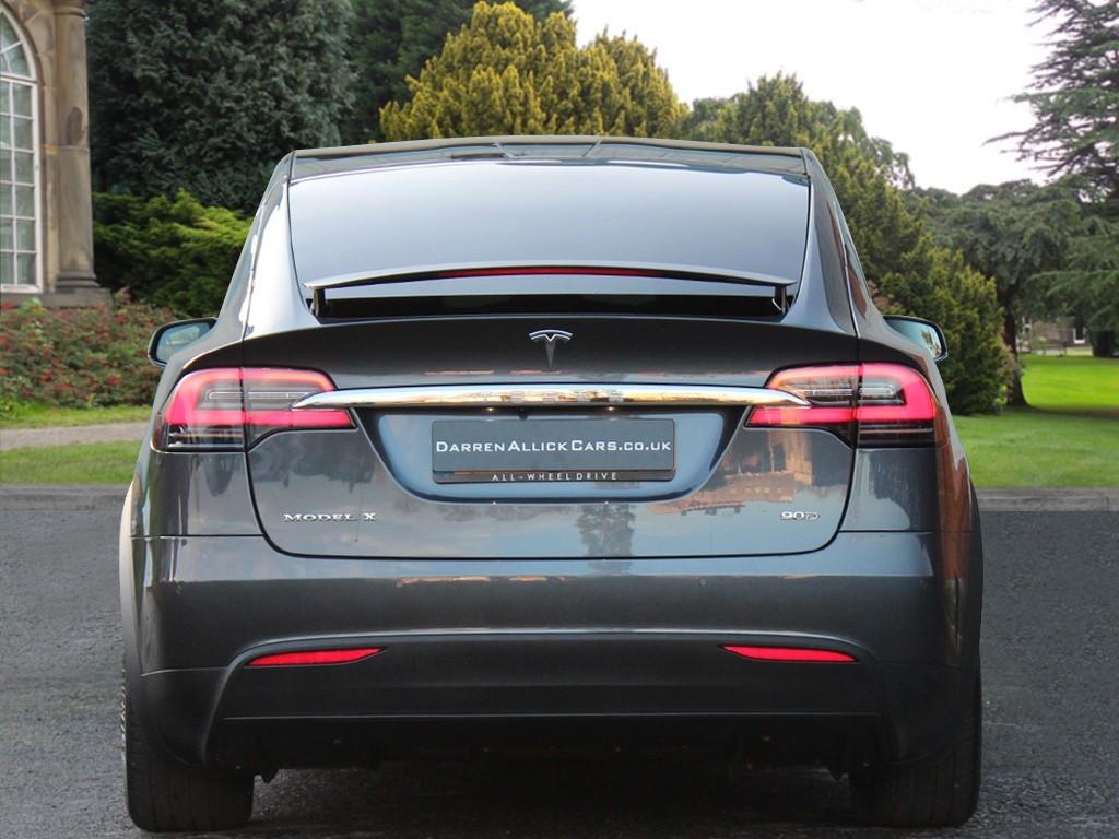 Tesla Model X   Darren Allick Cars   North Yorkshire