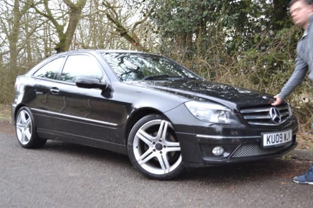 Mercedes CLC220 for sale