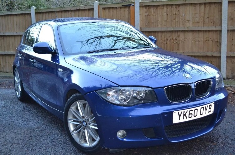 used BMW 120d M SPORT in colchester