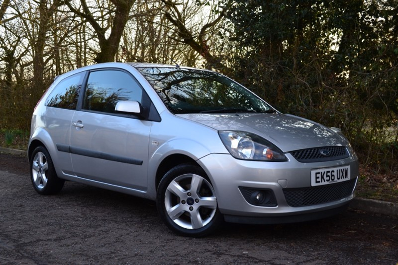 used Ford Fiesta FREEDOM 16V in colchester