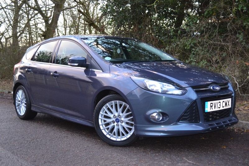 used Ford Focus ZETEC S TDCI in colchester