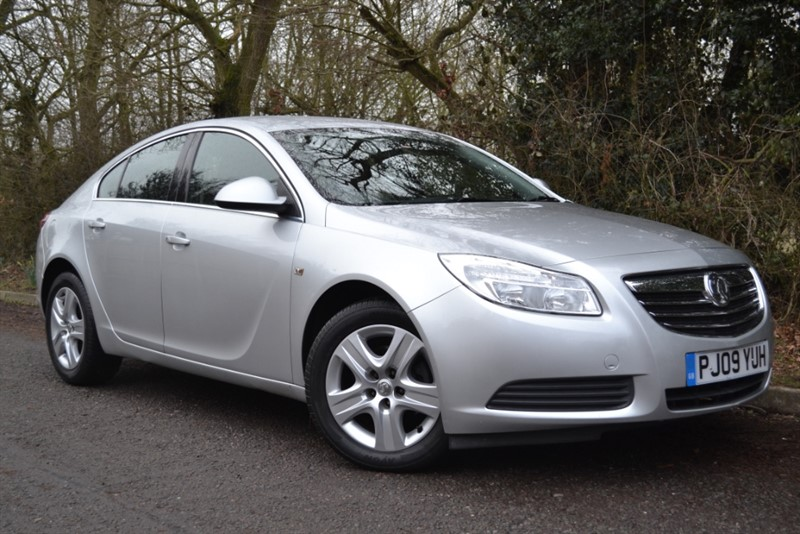used Vauxhall Insignia EXCLUSIV in colchester