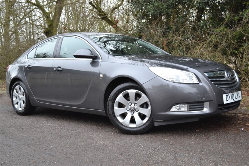 used Vauxhall Insignia SRI in colchester