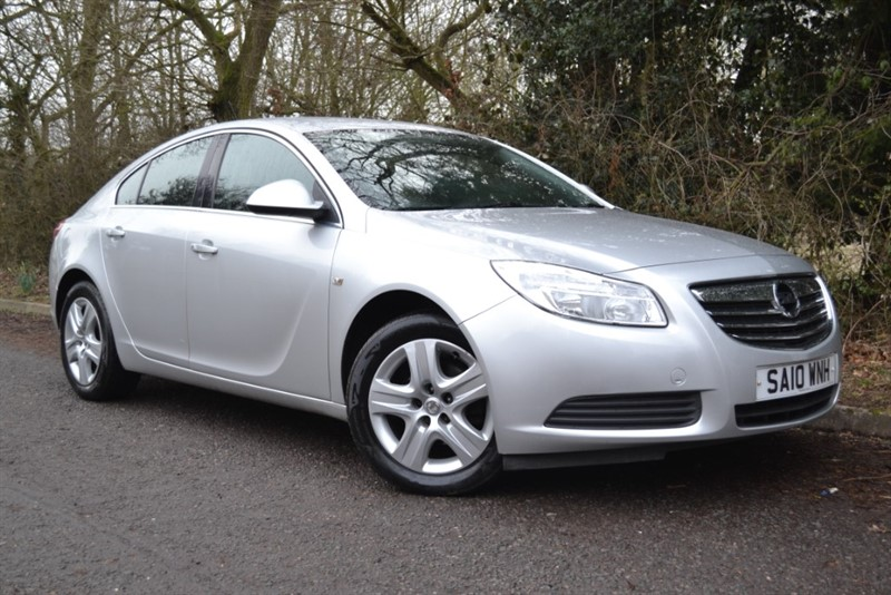 used Vauxhall Insignia EXCLUSIV CDTI in colchester