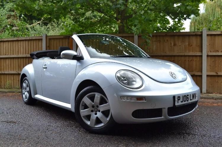 used VW Beetle LUNA 8V in colchester