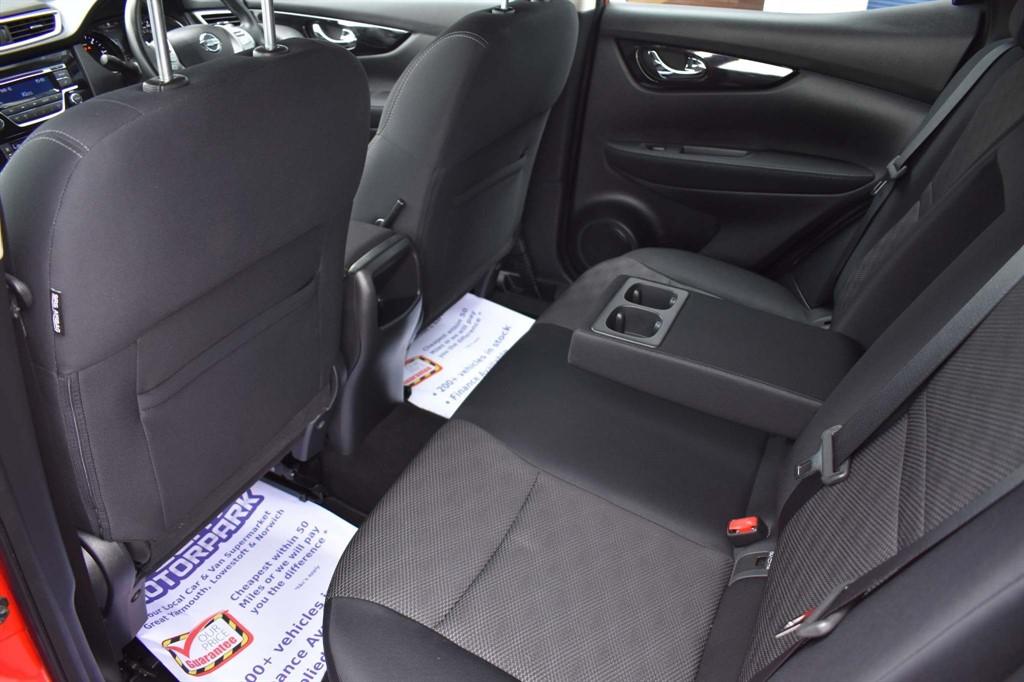 Nissan Qashqai   Sidegate Motorpark   Norfolk