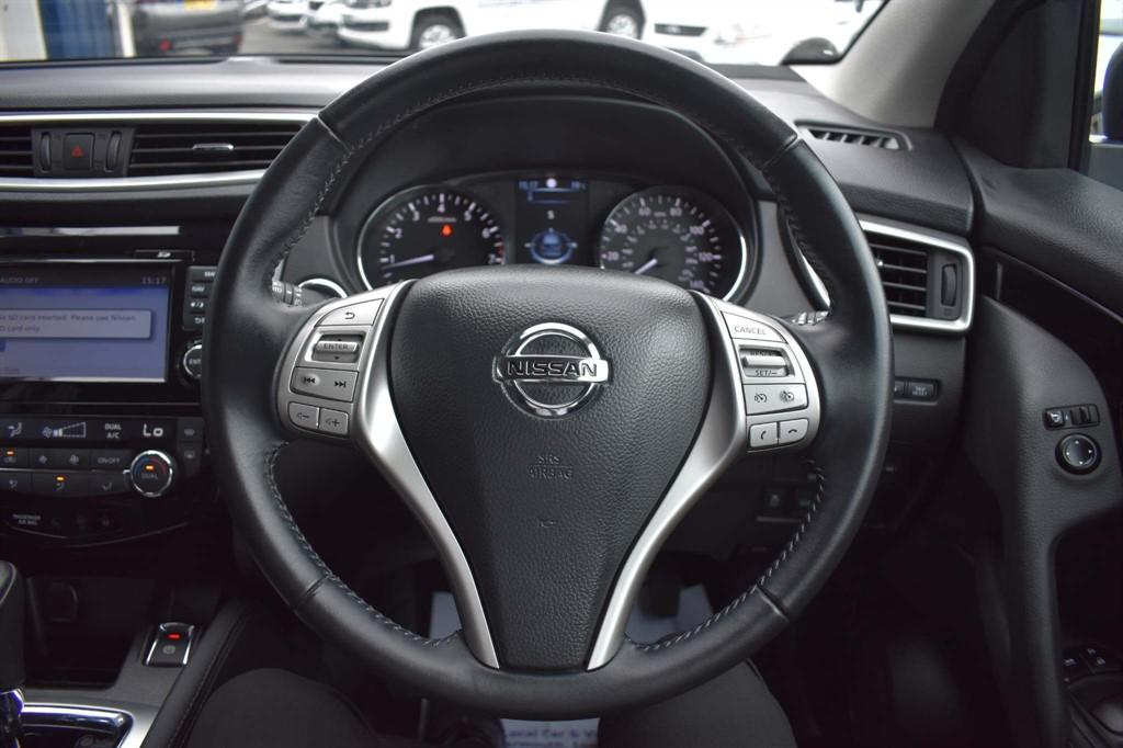 Nissan Qashqai | Sidegate Motorpark | Norfolk