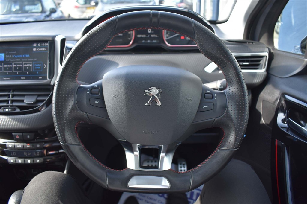 Peugeot 2008 | Sidegate Motorpark | Norfolk