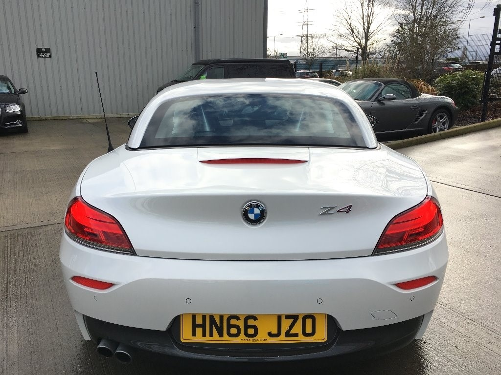 BMW Z4 | Maple Tree Cars | Colchester