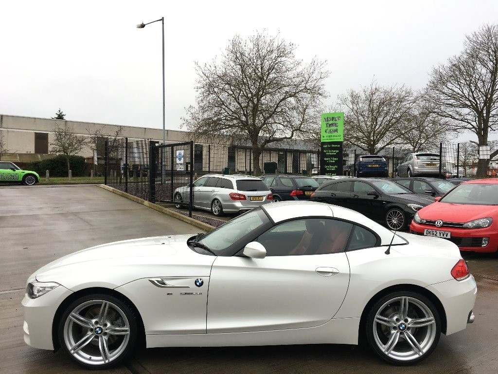 Bmw Z4 Maple Tree Cars Colchester