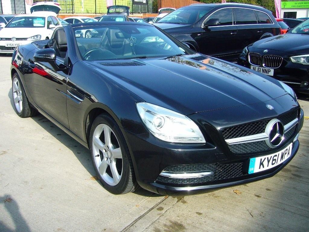 Mercedes Slk Maple Tree Cars Colchester